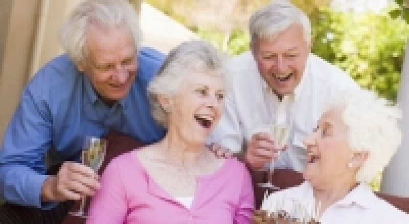 Balík: Relaxačný pobyt pre seniorov